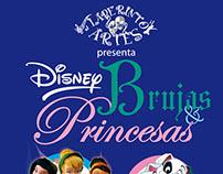 Brujas y princesas - musical
