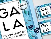 GALA des vins français, par VITIS VINIFERA (2017)