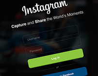 Instagram for Yosemite Mac OS X