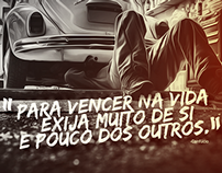Frase post facebook loja do mecanico