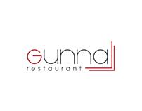 Gunna Restaurant | Logo Tasarımı