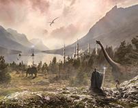 Dino's Land