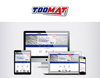 Refonte d'un Site e-commerce - Toomat