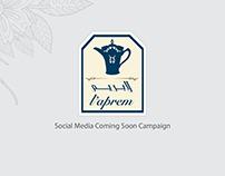 L'aprem Coming Soon Campaign