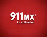 911mx La aplicación