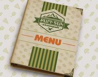 Branding of a restaurant