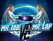 Mr.Lap VS Mr.Tab | Intel KSA
