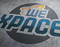 Proyecto Isologotipo WE Xpace