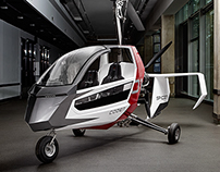Coden Gyrocopter