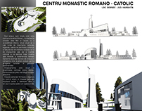 DIPLOMA PROJECT - ROMAN - CATHOLIC MONASTIC CENTER