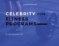 Celebrity Fitness Programs