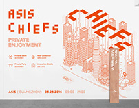ASIS CHIEFS EXHIBITION