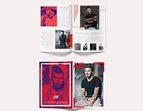 H&M MAGAZINE CONCEPT ART