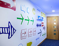 Direct line group- Office Branding Project