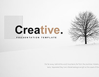 FREE POWERPOINT TEMPLATES | Creative