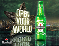 Heineken - open your world