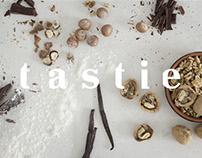 Tastie - Visual Identity
