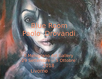 Blue Room exhibition