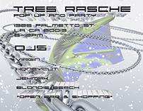 Tres Rasche Pop–up Poster
