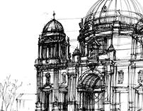 Sketches 2015 pen & pencil
