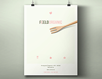 Feeld Organic restaurant set