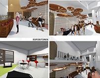 Dress Hanôver - Interiores Comerciais |UNESA|
