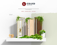 Granddoor factory - website