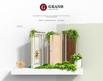 Granddoor factory - website