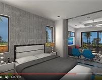 3D Interior Walkthrough Animation Design