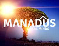 Manadus - Rebranding