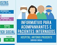 Infográfico Hospital Antônio Prudente