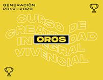 OROS: Curso de Creatividad Vivencial 19-20