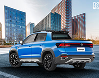 Volkswagen Tarok 2025