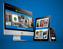Diseño y Desarrollo de Sitio web Galeria de imagenes pa