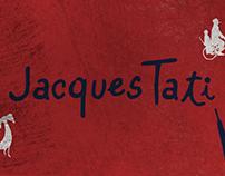 Jacques Tati ID - TCM Autor Spain