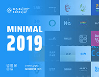 Selected Minimalist Poster collection 2019 events....