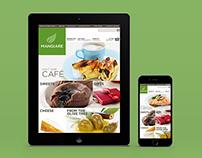 Mangiare Website