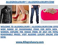 Welcome to Allegroluxury ! Allegroluxury.com offers wid