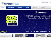 PEPSICO BRASIL WEBMASTER AND FACEBOOK