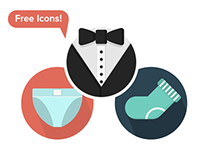 13 Free Clothes Icons