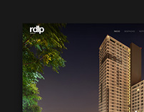 RDLP Arquitectos — Website