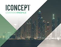 Brochure (Company Profile) - iCONCEPT