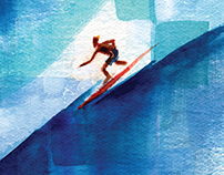 Taschen's Surfing