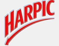 Harpic - 5 Extra Words