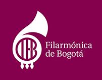 Rediseño de marca - Orquesta Filarmónica de Bogotá