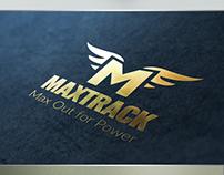 Logo Design Maxtrack