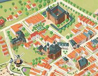 Ravenstein City Map