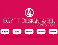 Egypt Design Week Event 2015