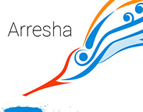 Arresha Logo