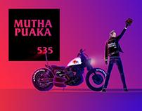 MUTHA PUAKA x V535